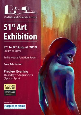 CACA Exhibition Poster 2019