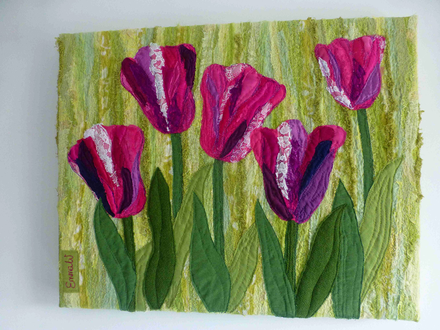 Emma Wigginton - 'tulips'