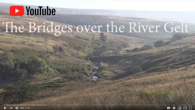The Bridges over the River Gelt