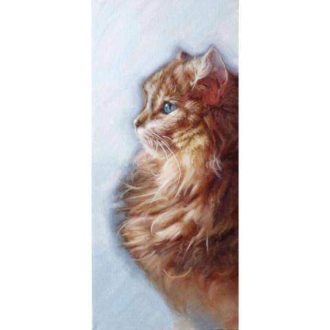 Bright Cat by John Holmes