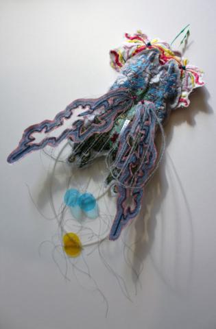A bugs life soft sculpture