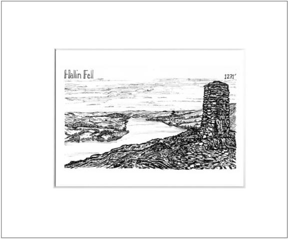 Hallin Fell