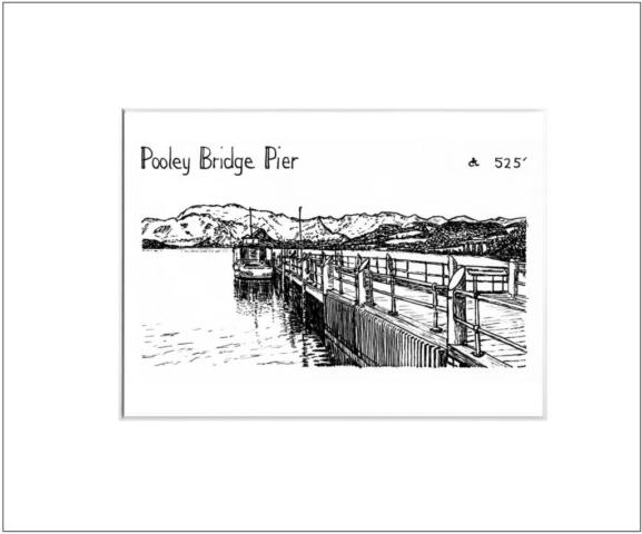 Pooley Bridge Pier
