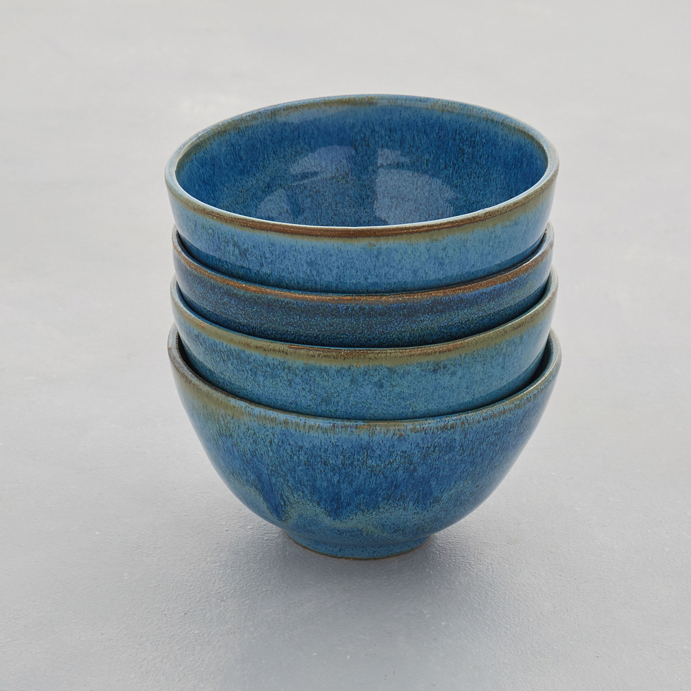 Isabella Lepri Blue bowls