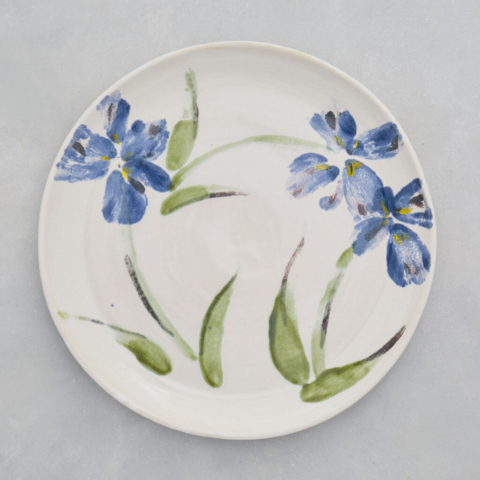 Isabella Lepri Large Majolica Platter