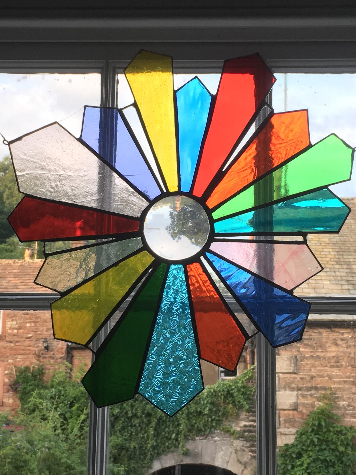 Oswald Glass - starburst