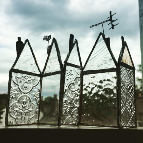 Oswald Glass - terrace